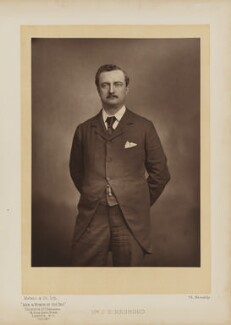 John Edward Redmond, by Mayall & Co, published by  Eglington & Co - NPG Ax27653