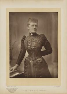 Beatrix Jane (née Craven), Countess Cadogan, by Mayall & Co, published by  Eglington & Co - NPG Ax27655