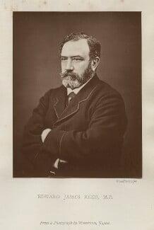 Sir Edward James Reed, after Wooyeno - NPG x128749
