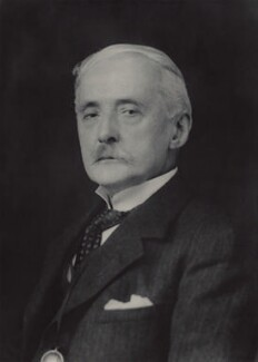 Sir John James Burnet, by Walter Stoneman - NPG x166253