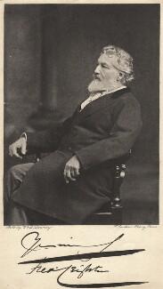 Frederic Leighton, Baron Leighton, by Frederick John Jenkins, after  W. & D. Downey - NPG x6401