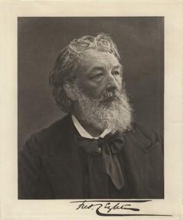 Frederic Leighton, Baron Leighton, by Walery - NPG x6147