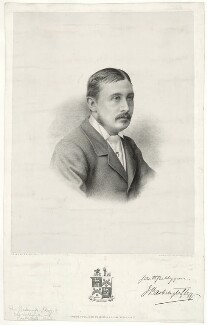 John Baskervyle Glegg, after Charles William Walton - NPG D21496