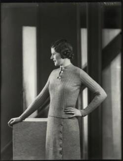 (Felicity) Philippa (née Talbot-Ponsonby), Lady Scott, by Bassano Ltd - NPG x151274