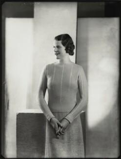 (Felicity) Philippa (née Talbot-Ponsonby), Lady Scott, by Bassano Ltd - NPG x151279
