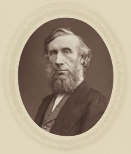 John Tyndall, by Lock & Whitfield, published by  Sampson Low, Marston, Searle and Rivington - NPG Ax17514