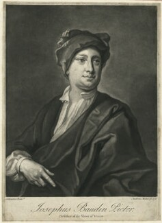 Joseph Baudin, by Andrew Miller, after  Schruder - NPG D21512