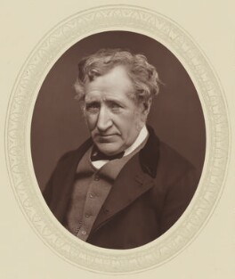 James Hall Nasmyth, by Lock & Whitfield, published by  Sampson Low, Marston, Searle and Rivington - NPG Ax17529