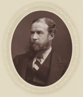 John Lubbock, 1st Baron Avebury, by Lock & Whitfield, published by  Sampson Low, Marston, Searle and Rivington, published 1877 - NPG Ax17533 - © National Portrait Gallery, London