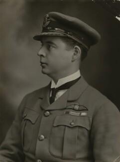 Charles Robert Finch-Noyes, by Bassano Ltd - NPG x85756