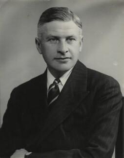 Robert Arthur Lytton, 3rd Earl of Balfour, by Bassano Ltd - NPG x85780
