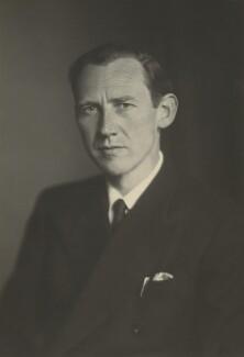 Sir Sydney Caine, by Walter Stoneman - NPG x166309