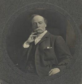 Sir William Quiller Orchardson, by Ernest Herbert ('E.H.') Mills, 1900s - NPG x12618 - © National Portrait Gallery, London
