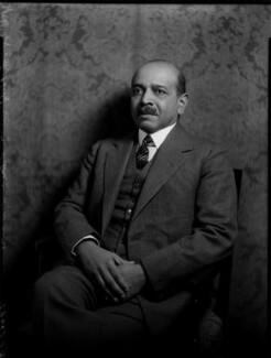 Sir Joseph William Bhore, by Bassano Ltd - NPG x151317