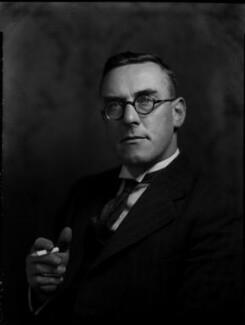 Hon. Albert George Ogilvie, by Bassano Ltd - NPG x151332