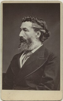Frederic Leighton, Baron Leighton, published by John C. Murdoch - NPG x46568