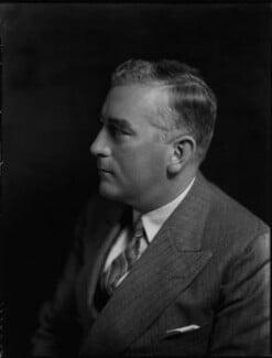 Sir Robert Gordon Menzies, by Bassano Ltd - NPG x151337