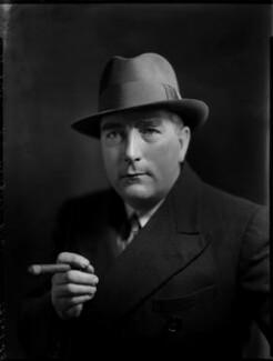Sir Robert Gordon Menzies, by Bassano Ltd - NPG x151338
