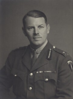 Sir Alexander Maurice Cameron, by Walter Stoneman - NPG x166331