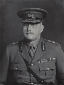 Sir Archibald Rice Cameron, by Walter Stoneman - NPG x166333