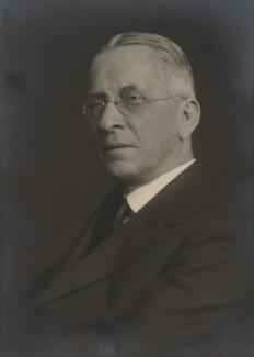 Sir Donald Charles Cameron, by Walter Stoneman - NPG x166334