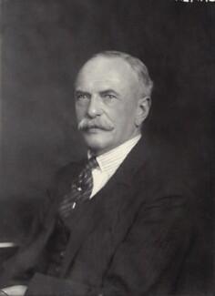 Sir Donald Walter Cameron of Lochiel, by Walter Stoneman - NPG x166336