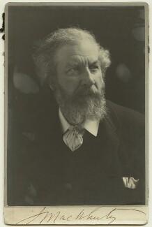 John MacWhirter (McWhirter), by London Stereoscopic & Photographic Company - NPG x17952