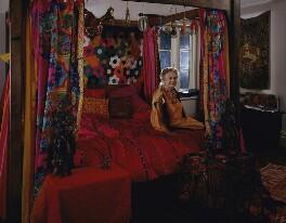 Sheila Kitzinger, by Julia Fullerton-Batten - NPG P1128(8)