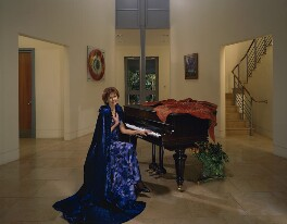 Marjorie Wallace (Countess Skarbeck), by Julia Fullerton-Batten, 22 March 2006 - NPG P1128(13) - © Julia Fullerton-Batten / National Portrait Gallery, London