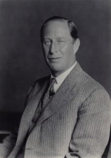 Sir Gerald Bain Canny, by Walter Stoneman - NPG x166348