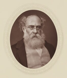 Anthony Trollope, by Lock & Whitfield, published by  Sampson Low, Marston, Searle and Rivington - NPG Ax17549
