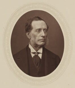 Sir (Francis) Leopold McClintock, by Lock & Whitfield, published by  Sampson Low, Marston, Searle and Rivington, published 1878 - NPG Ax17566 - © National Portrait Gallery, London