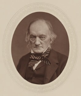 Sir Richard Owen, by Lock & Whitfield, published by  Sampson Low, Marston, Searle and Rivington - NPG Ax17569