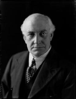 (Edward) Hilton Young, 1st Baron Kennet, by Bassano Ltd - NPG x151373