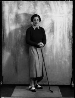 Wanda Morgan, by Bassano Ltd - NPG x151378