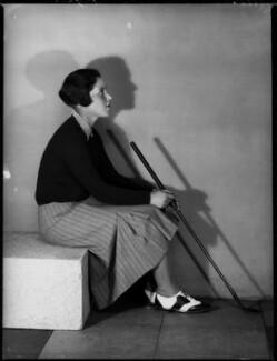 Wanda Morgan, by Bassano Ltd - NPG x151379