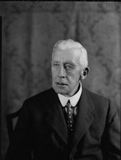 Frederick Edward Grey ('Fritz') Ponsonby, 1st Baron Sysonby, by Bassano Ltd - NPG x151387