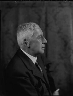 Frederick Edward Grey ('Fritz') Ponsonby, 1st Baron Sysonby, by Bassano Ltd - NPG x151388