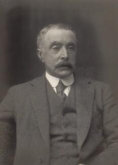 James Henry Mussen Campbell, 1st Baron Glenavy, by Walter Stoneman - NPG x166371