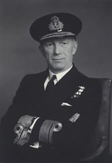 Sir Stephen Hope Carlill, by Walter Stoneman - NPG x166380