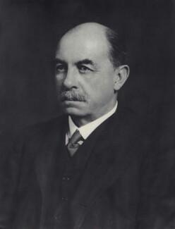 Sir James Forrest Halkett Carmichael, by Walter Stoneman - NPG x166386