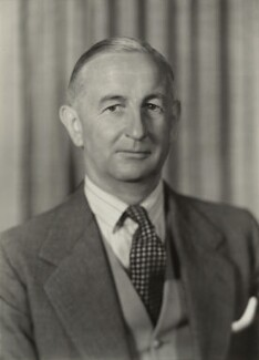 Sir John Carmichael, by Walter Stoneman - NPG x166388