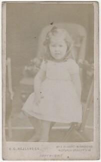 Stella Duckworth, by Oscar Gustav Rejlander - NPG x128765