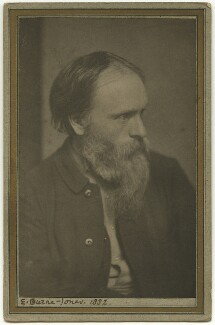 Sir Edward Coley Burne-Jones, 1st Bt, by Frederick Hollyer - NPG x128768