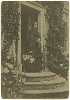 Marianne North, by Unknown photographer - NPG x128767