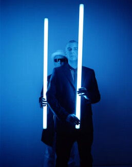 Pet Shop Boys (Chris Lowe; Neil Tennant), by Perou - NPG x128773