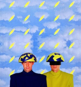 Pet Shop Boys (Neil Tennant; Chris Lowe), by Chris Nash - NPG x128775