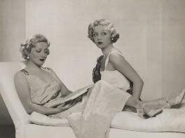 Dorothy Dickson; Dorothy Hyson, by Dorothy Wilding - NPG x46507