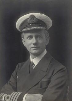 Alfred Francis Blakeney Carpenter, by Walter Stoneman - NPG x166392
