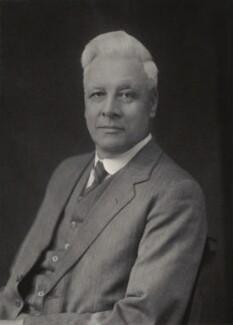 Frederick William Carter, by Walter Stoneman - NPG x166408